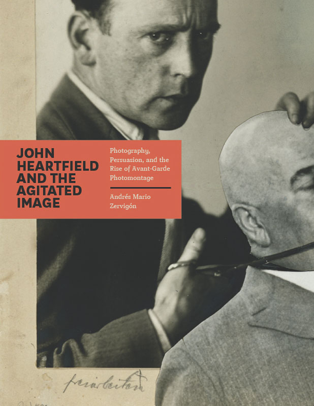 Cover of johnheartfield Book