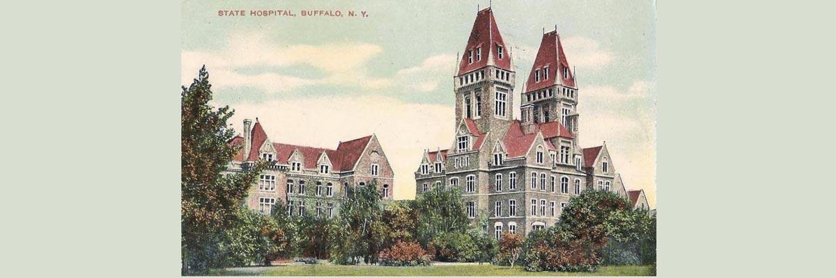State Hospital, Buffalo NY