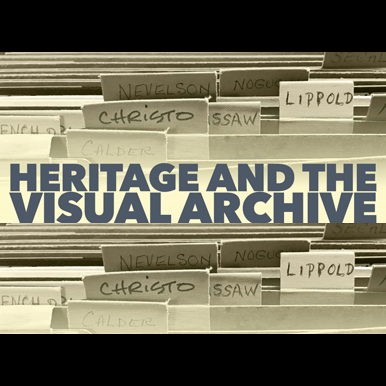 Heritage and the Visual Archive